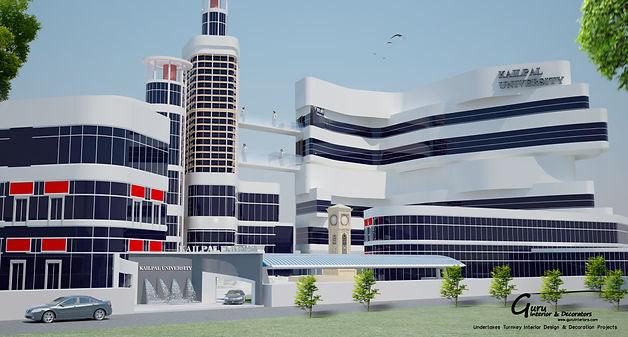 University Design by Guru Interiors luck