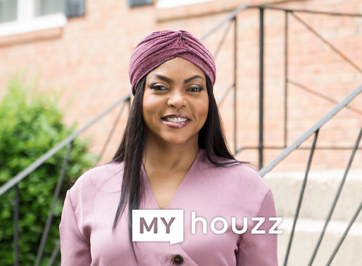 """A Mother's Day Surprise: Taraji P. Henson Surprises Stepmom with a Home Renovation in the Latest """"My"""
