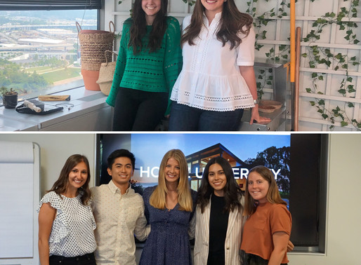 Summer Interns Reflect on their Experiences at Houzz