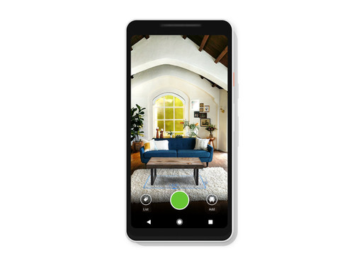 Houzz Upgrades Augmented Reality App Capabilities with ARCore