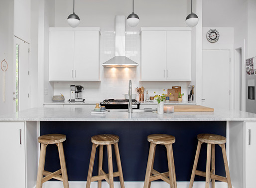 New Homes Mean Personalized Kitchens