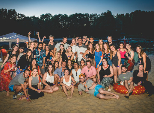Houzz Berlin's Retreat at the Beach