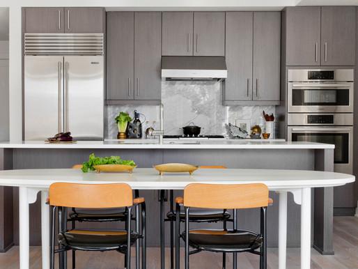 New Kitchen, Healthier Lifestyle