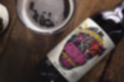 Креативный дизайн упаковки Last Incident Brewing Company для пива многолетний стаут от ЗБС БРЭНДС.