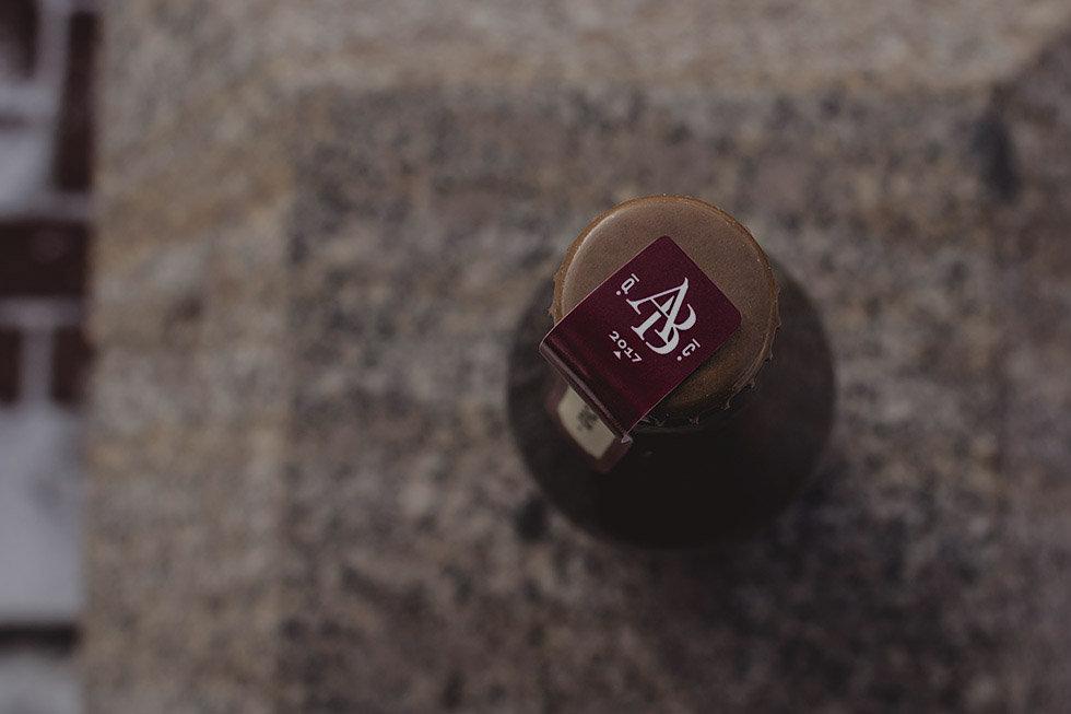 Avtograf Vkusa beer branding
