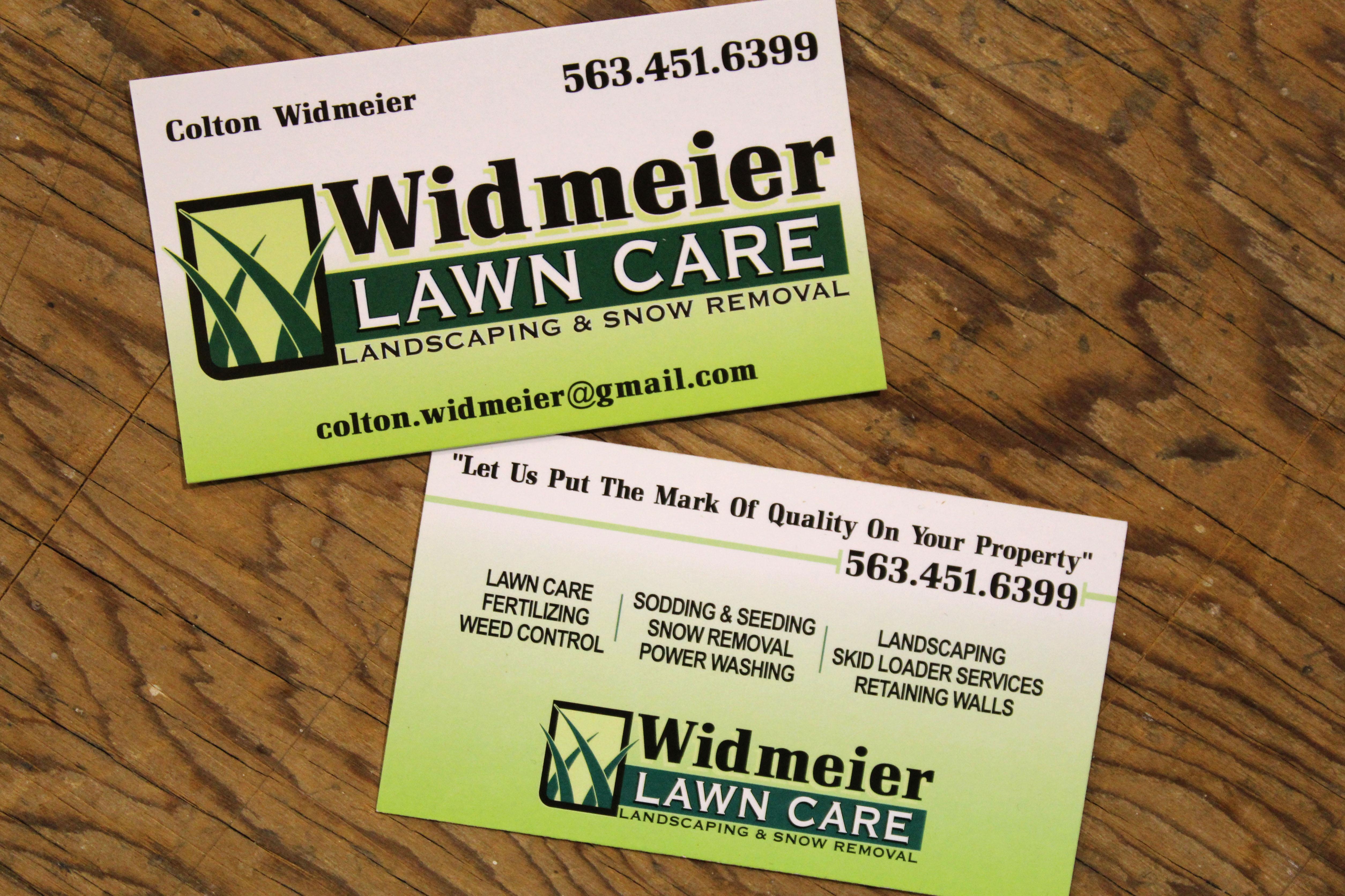 Widmeier Lawn