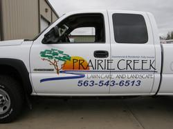 Prarie Creek 2007