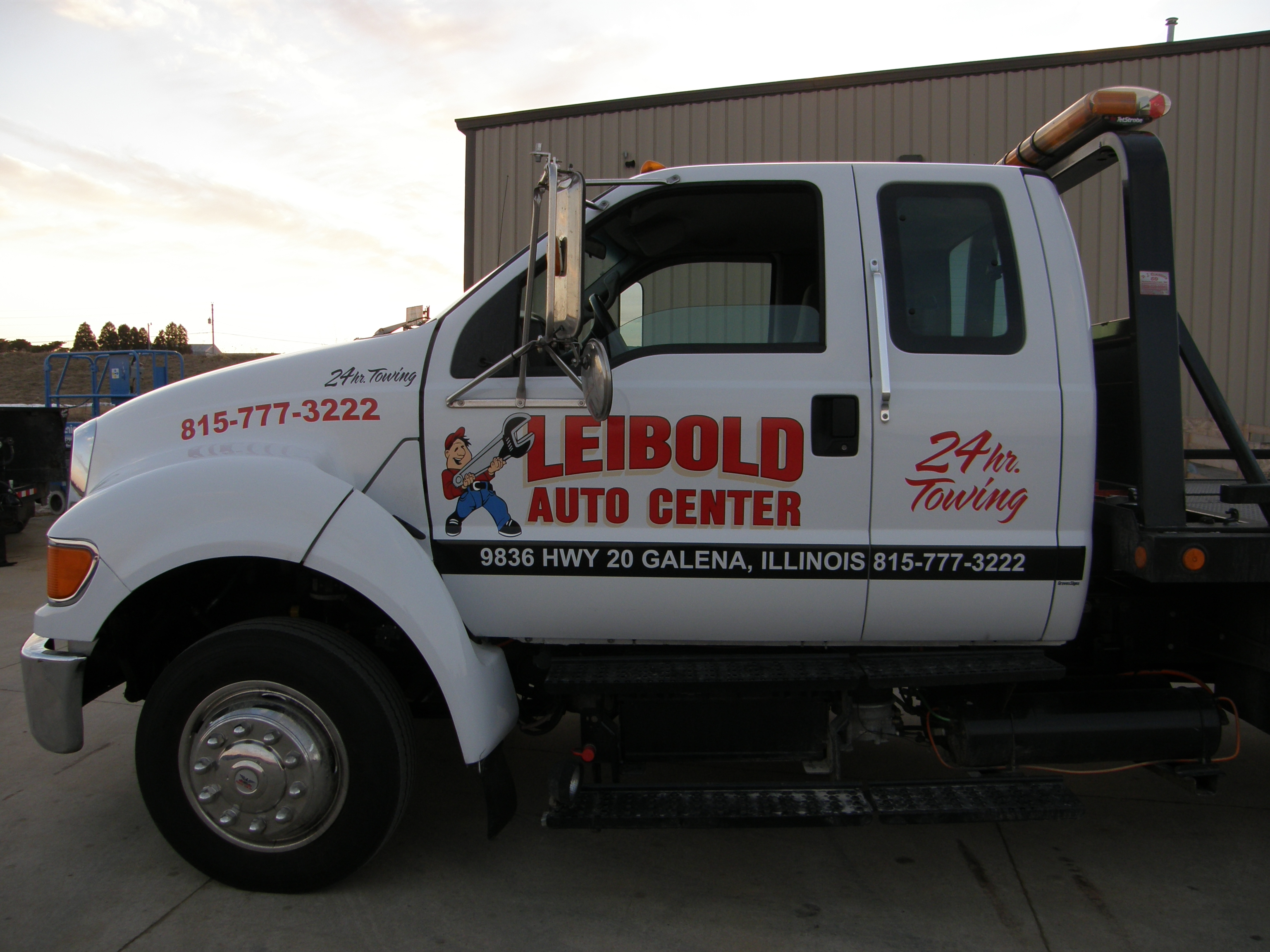 Leibold Service Center