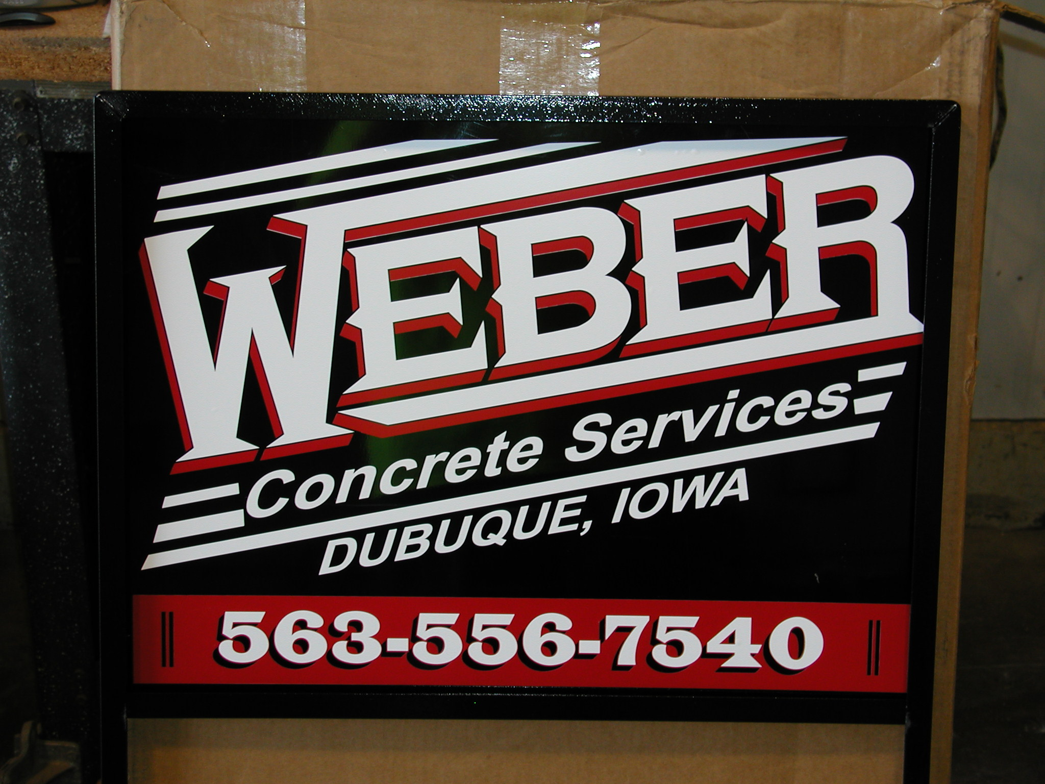 Weber Yard Signs (1)