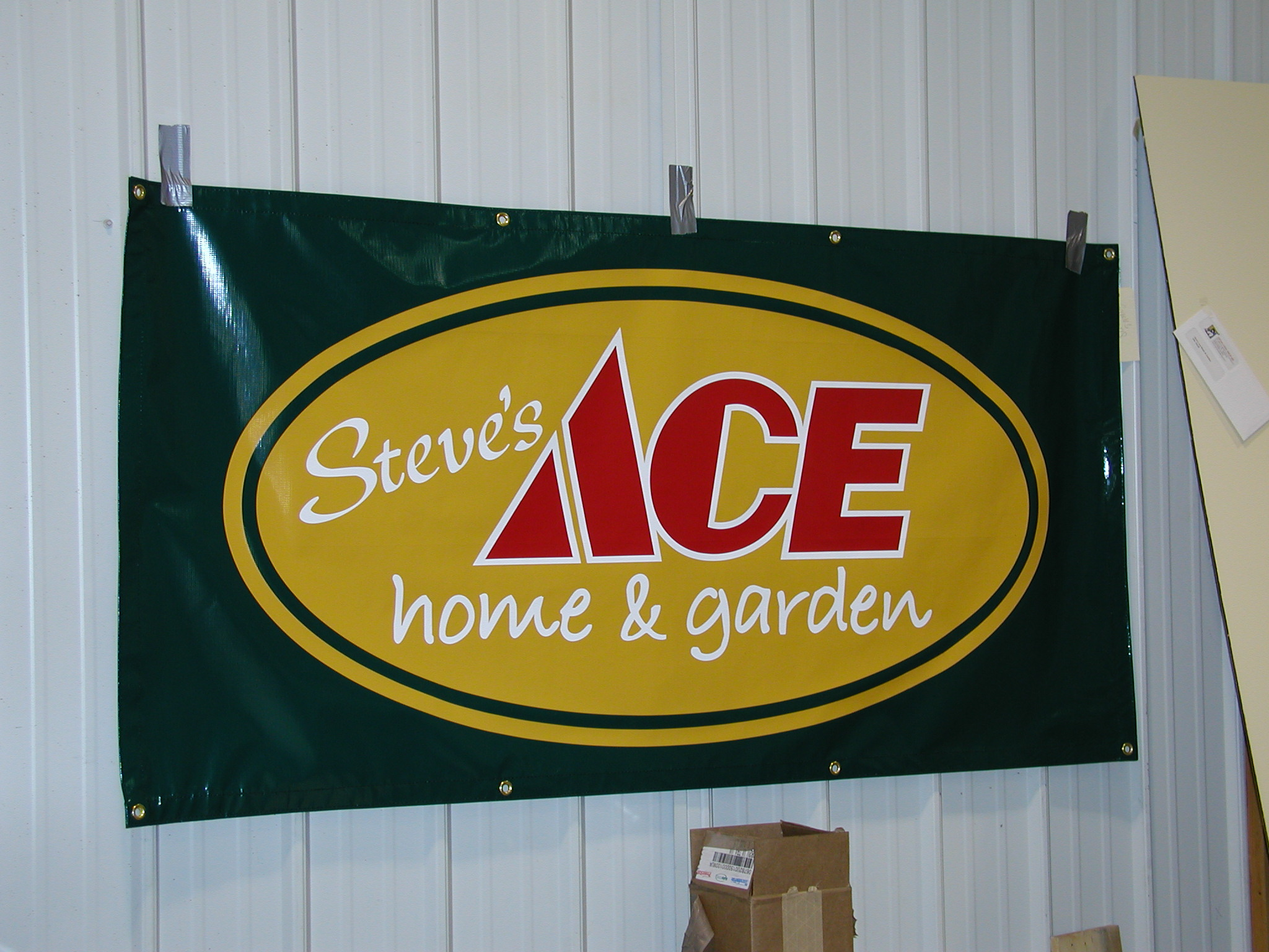 Ace Hardware Banner