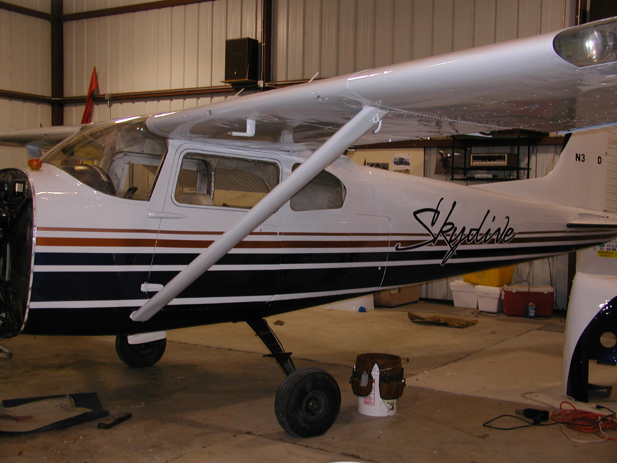 Lancaster Airplane (5)