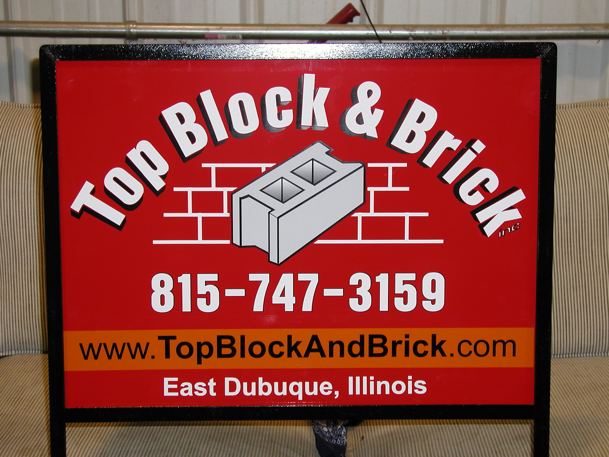 Top Block & Brick Yard signs (1)