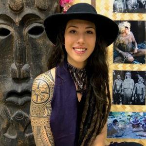 Nicolette Torres piercer for Spritiual Journey Tattoo