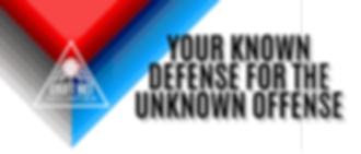 Drift Net Logo: Your Known Defense for the Unknown Offense