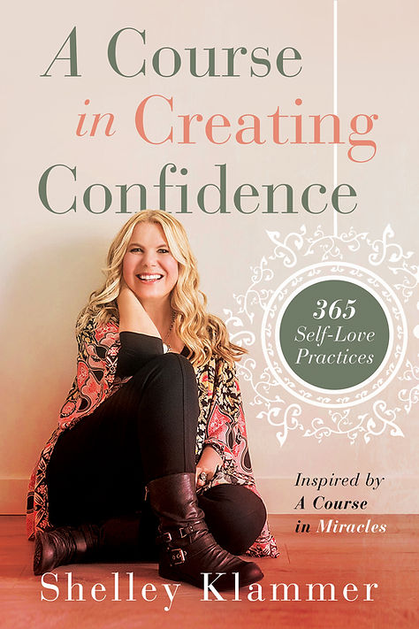A course in creating confidence - EBOOK