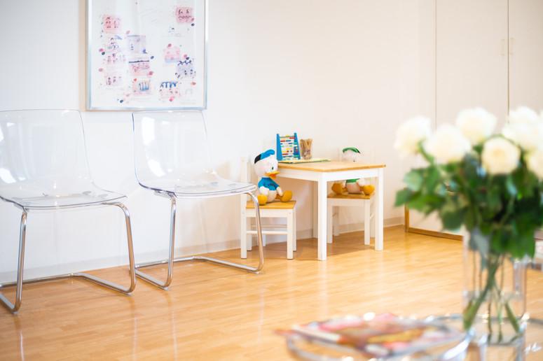 Hausarzt am Candidplatz, Praxis Dr. Treusch und Kollegen - Wartezimmer