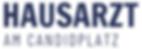 Logo Hausarzt am Candidplatz
