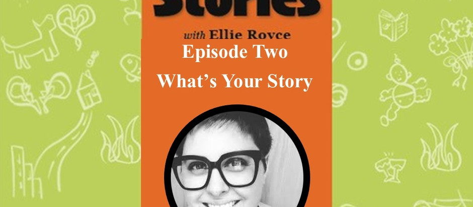 New POD has dropped! What's your story? - Lori Starling