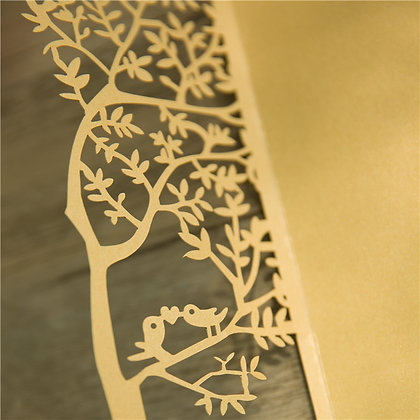 Rooted | LaserCut