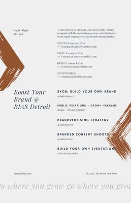 Design My Dreams | Brand Identity Design by Amera Fattah | Michigan USA