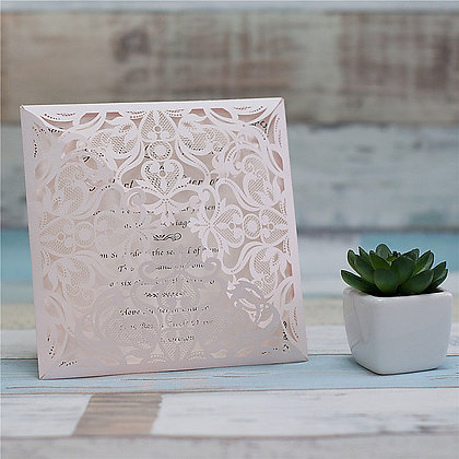 Blush Glam | LaserCut