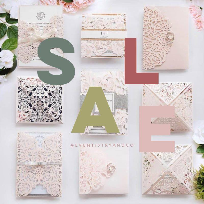 Eventistry | Sale Instagram Post Design