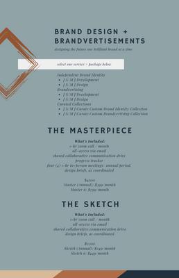 Design My Dreams | Brand Strategy + Vision Consulting by Amera Fattah | Michigan USA