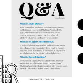 FAQ | Suite Storees Media and Entertainment Company | Michigan USA