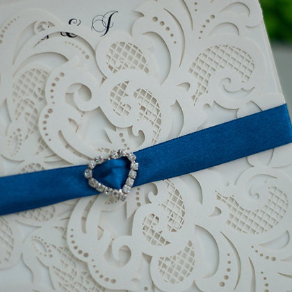 Sealed with a Brooch | LaserCut