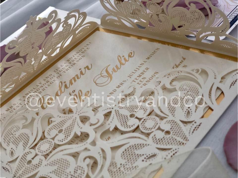 Eventistry | Invitations Design