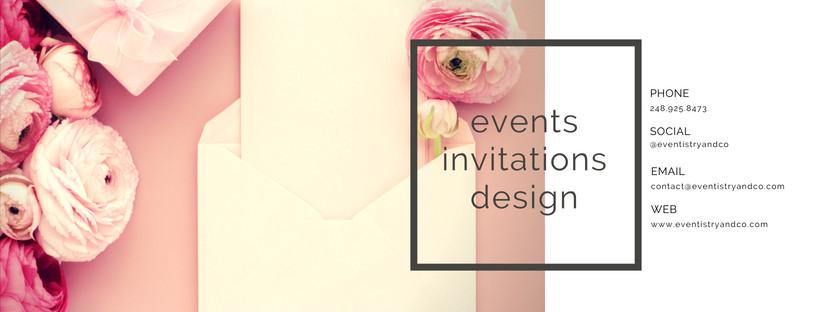 Eventistry | Cover Photo  Design