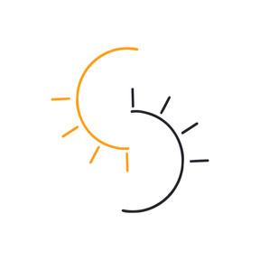 SUITE STOREES - brilliant brand logo icon