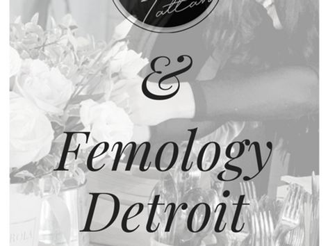 100 Detroit Female Bloggers