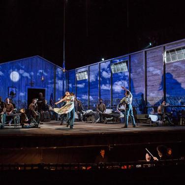 Crossing - American Repertory Theater