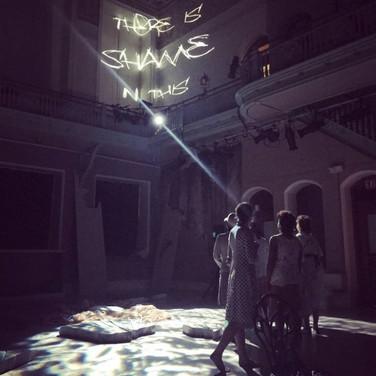 Dark Room - Bridge Repertory Theater