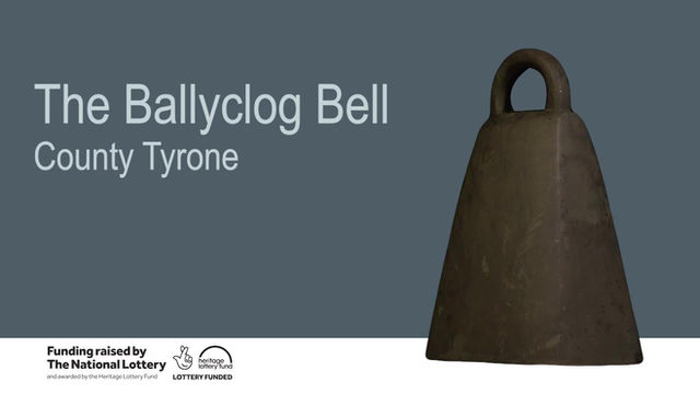 Ulster Museum Balltclog Bell finding Interview