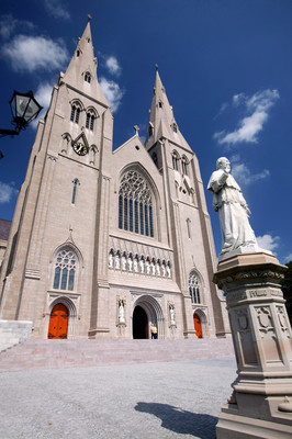 Celtic Healing Tour - Armagh Cathedral