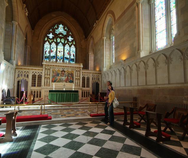 Celtic Healing Tour Saint Patrick Cathedral RC