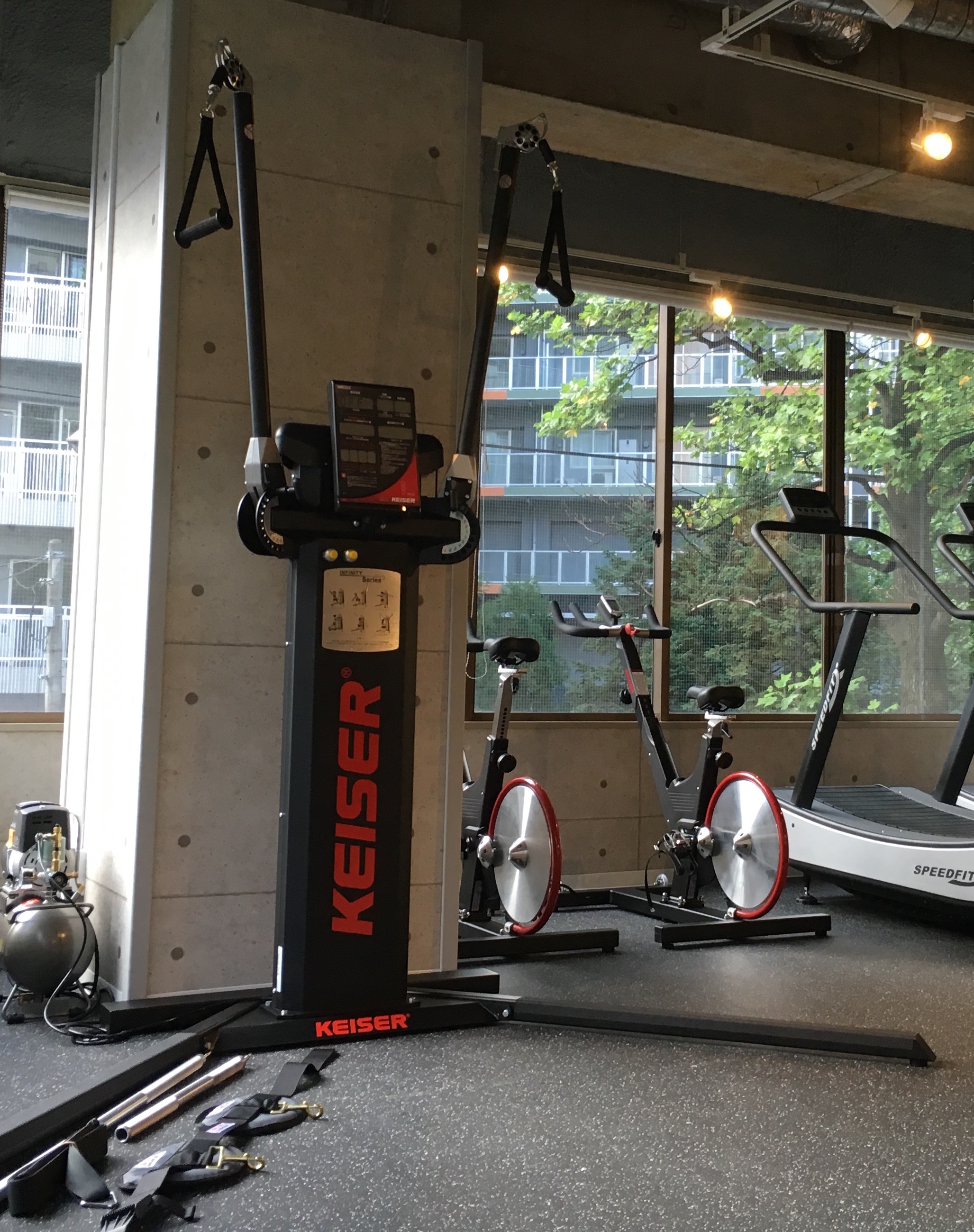 KISER Functional Trainer