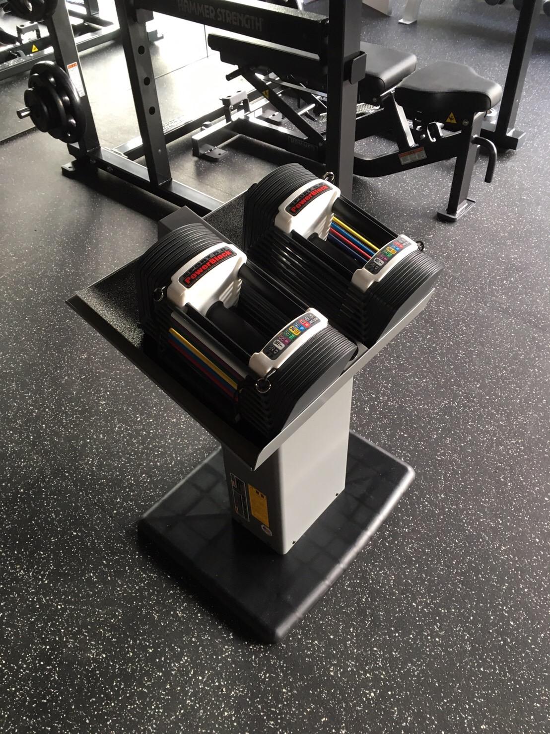 パワーブロック(2.27-22.7kg)