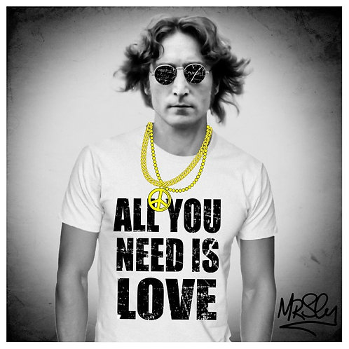 All you need is love By Mr Sly