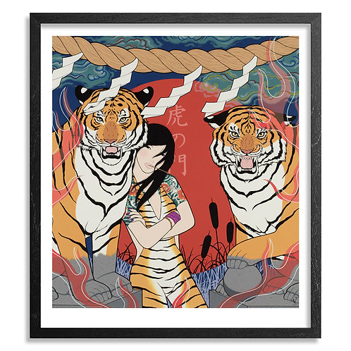 Tiger Gate Standard Edition by Yumiko Kayukawa