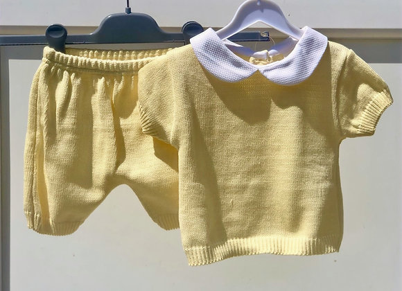 Peter Pan Pure Knit Two Piece