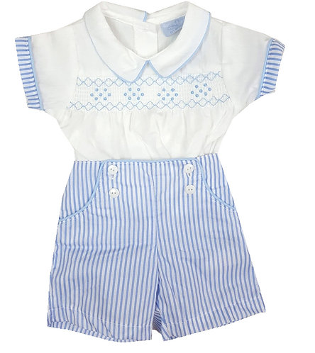 English Heritage Blue Stripe Set