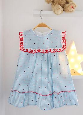Baby Ferr Brand Polka Dot & Stripes Set