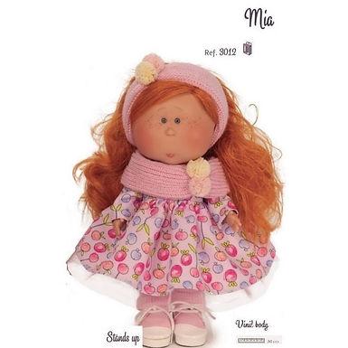 """Mia"" - Red Headed Girl"