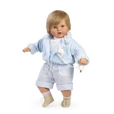"""""""Samuel"""" - Spotty Shorts Boy"""