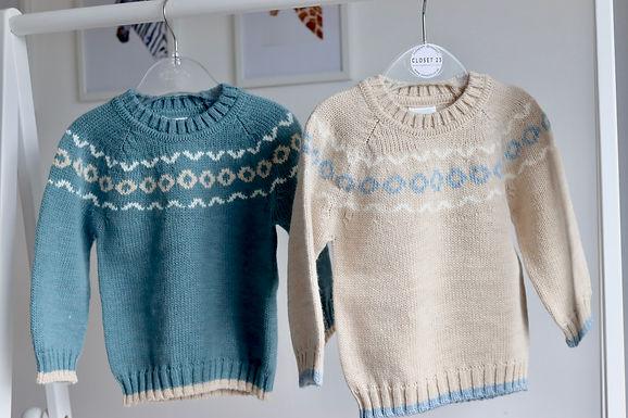 Classic Luxury Knit Jumper