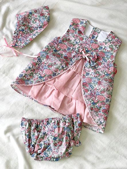 Spanish Floral 3 Piece Set