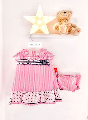 Candy Stripes Set - Del Sur